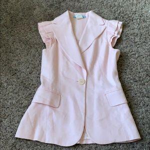 Marciano Pink Blazer